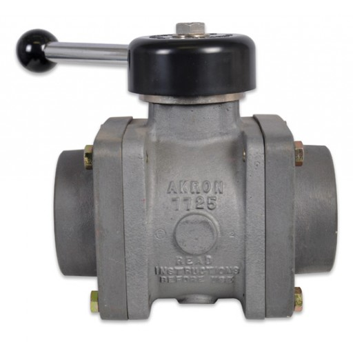 Lightweight Apparatus Swing-Out Valve