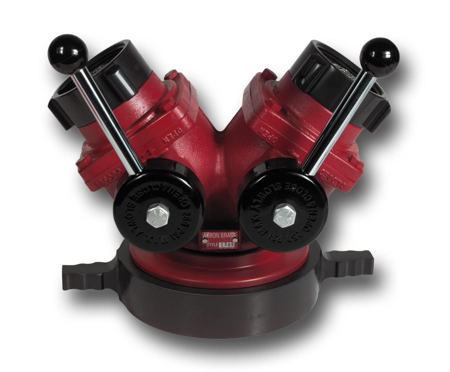 Suction siamese for Siamese 9 electric motor