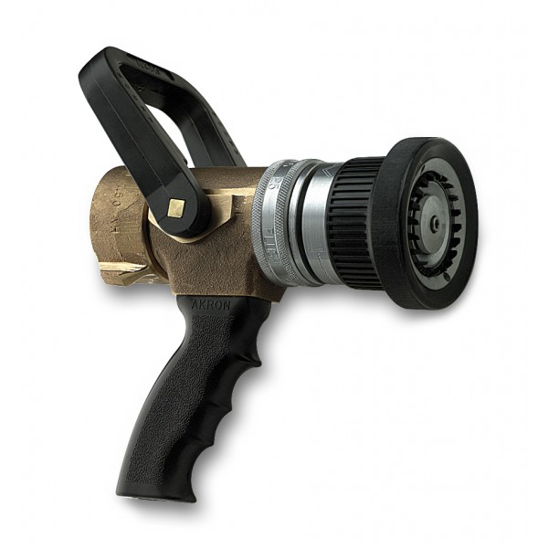 1  1/2'' Industrial Turbojet Fire Hose Nozzle with Pistol Grip